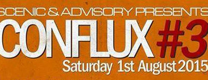 Chris Sabian – Conflux #3 Live @ Queens Head | Redditch 01.08.2015