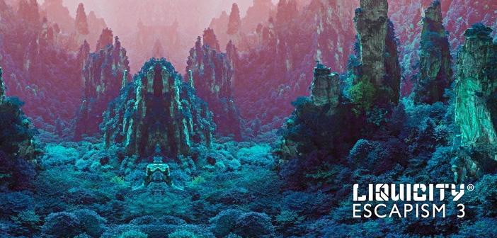 LIQUICITY008: Various Artists – Escapism 3