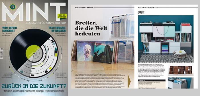 Vinyl-Magazin: MINT – Ausgabe 6