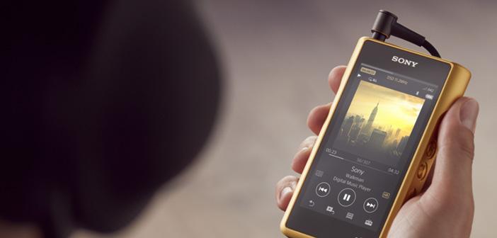 Sony Premium Walkman NW-WM1Z