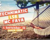 Dj Sykes live @ Basskantine, Disco Zwei Mannheim [01.09.2018]