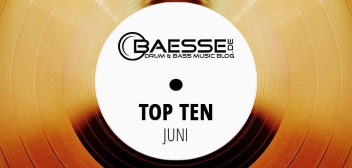 DJ Charts [Juni 2021]