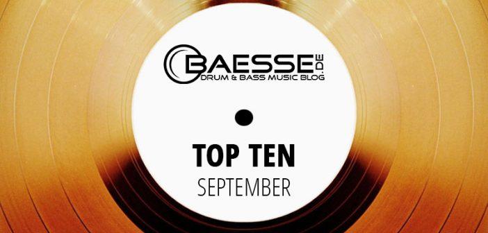 DJ Charts [September 2020]