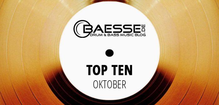 DJ Charts [Oktober 2020]
